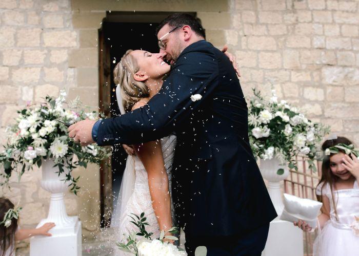Destination Tuscany: DIVINE's Caroline Elie's Dream Wedding