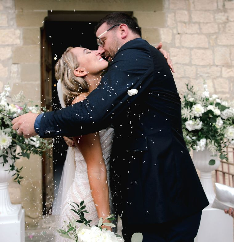 Destination Tuscany: DIVINE's Caroline Elie's Dream Wedding