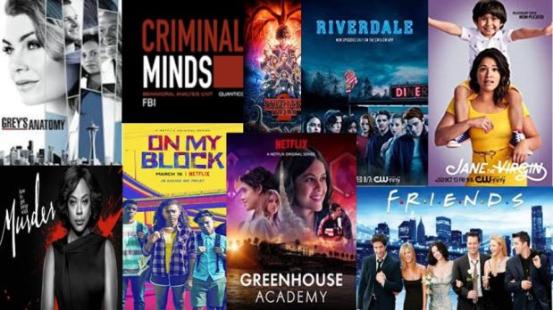 The Top 10 Trending Shows on Netflix Right Now – The Wire