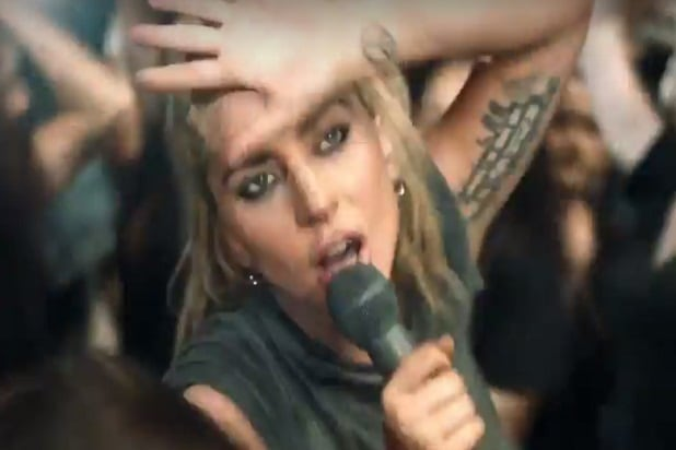 Lady Gaga Releases 'perfect Illusion' Video, And Twitter