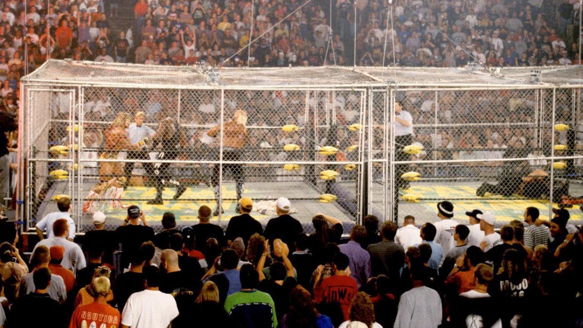 Fall Brawl 1998 (Almost) Killed War Games | The Wrestling Estate