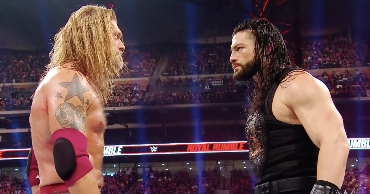 Edge Wanted To Face Roman Reigns In WWE For A Long Time 1