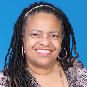 Portrait of Darlene Lawrence