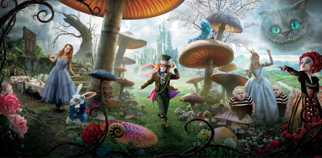 How To Use Archetypes To Revamp Your Vision Into An Irresistible Brand (3) Voyage And Return - Alice In Wonderland