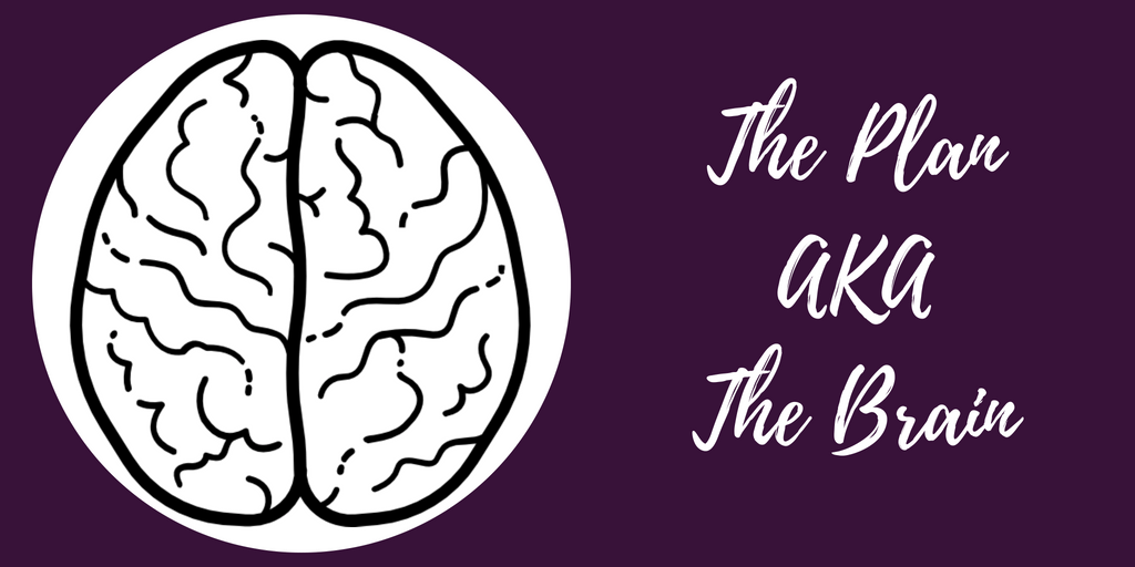 Your Plan AKA The Brain - The Anatomy Of A Content Marketing Strategy - Hazel Butler - The Write Copy Girl - Freelance Content Marketer, Copywriter, And Ghostwriter