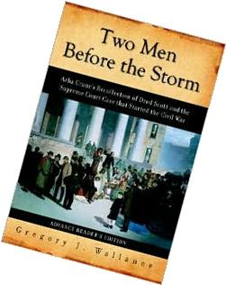 Two Men Before the Storm