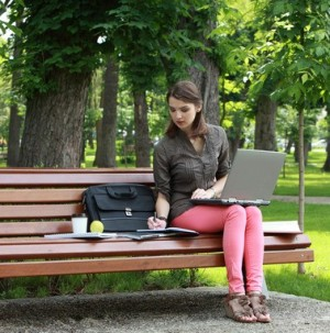 Take Your Writing Outdoors 9 Tips for Successfully