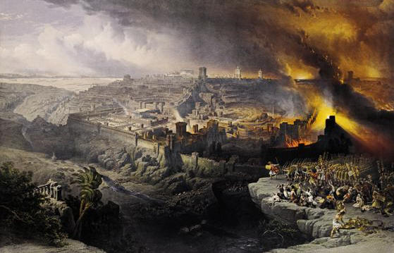 Did the Great Tribulation begin in 70 A.D? Many teach that it did ...