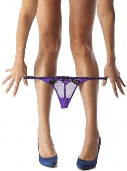 Mama's Confession: Why I am wearing a Thong (It's not what you think)