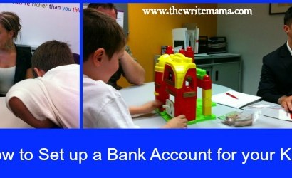 How to Set up a Bank Account for Your Kids