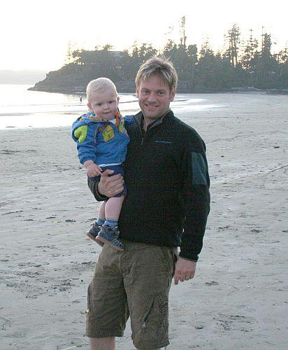 My Daddy Rocks: Easton and Alexandra