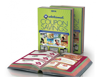 2014 ENTERTAINMENT Coupon Savings Book Giveaway