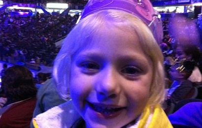 Review: Princess Olivia Dishes on Disney on Ice Rockin' Ever After