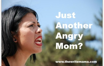 A Mom's Journey from Anger to Self Love
