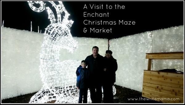 Enchant Christmas Maze