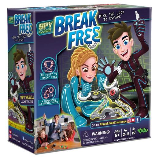 Review: New Secret Agent Spy Games for Kids!