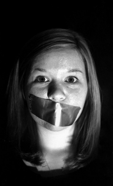 Girl With Mouth Taped Shut Wallpaper Four Ways To Control Your Inner Editor The Write Practice