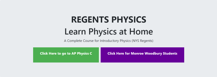 موقع Learn Physics at Home