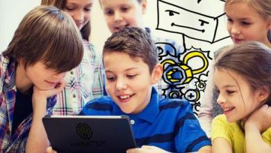 تطبيقات تعليمية للأطفال