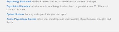 الجزء الثاني من AllPsychlopedia Psychology Reference