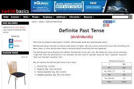 موقع Turkish Basics أفضل مواقع تعليم اللغة التركية