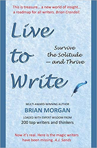 Live to Write by Brian Morgan
