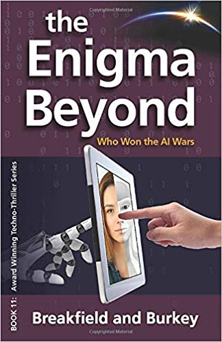 The Enigma Beyond by Breakfield and Burkey