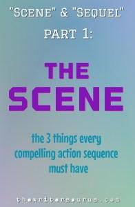 Scene and Sequel: Scene