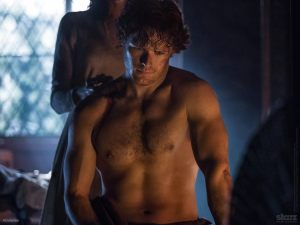 What Outlander teaches us about gender roles in fiction on The Writersaurus.