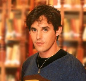 Xander Harris is a great example of a non-kickass male character, the feminist male character you need in your writing! #amwriting #writingtips