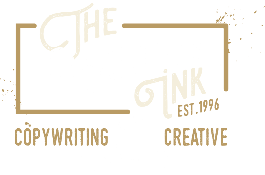 The Writer's Ink, Est. 1996, Copywriting, Creative