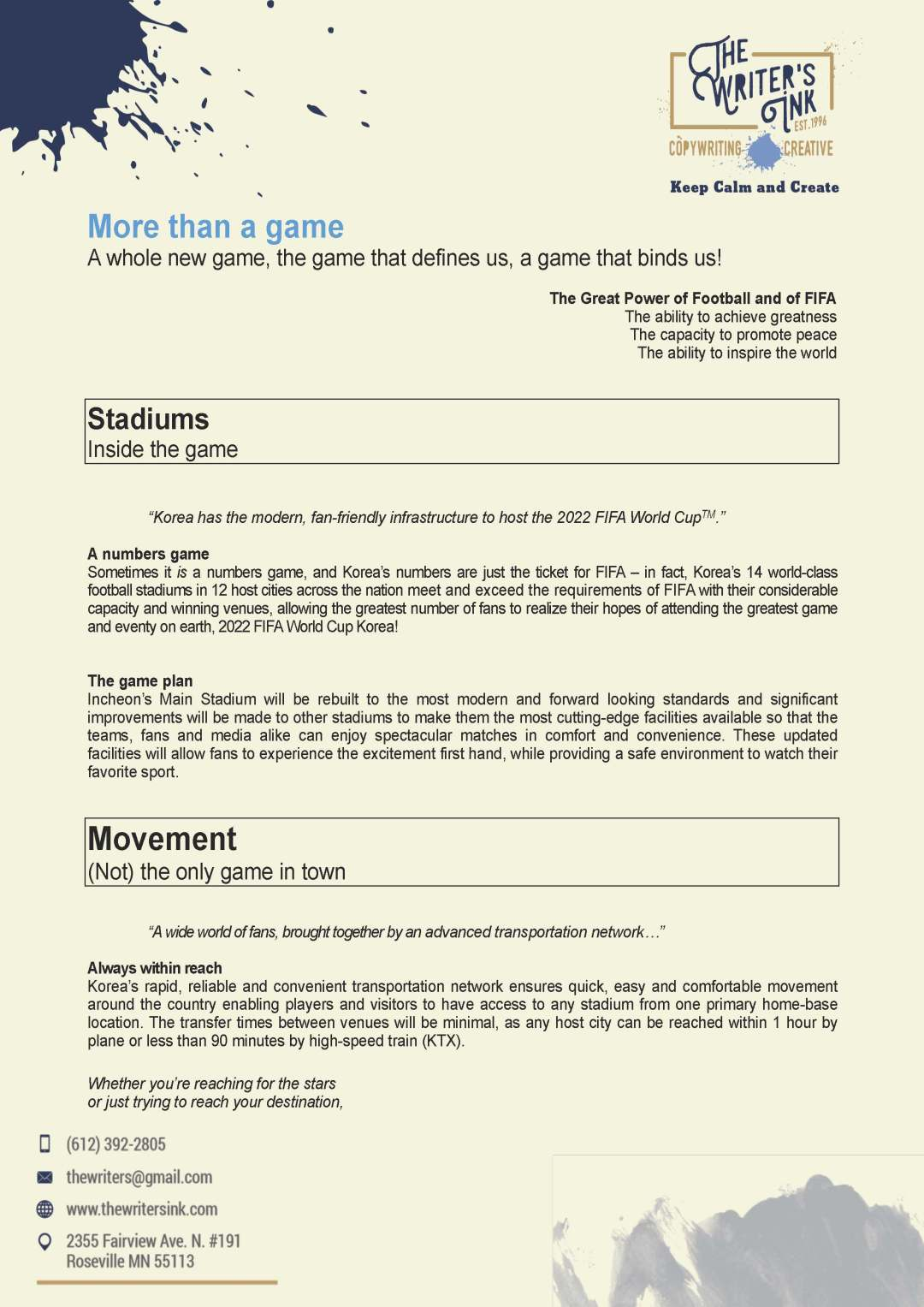 More than a game_Page_1