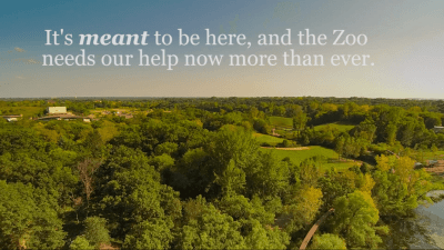 Minnesota Zoo Funding Proposal Video - It's meant to be here quote by The Writer's InkM