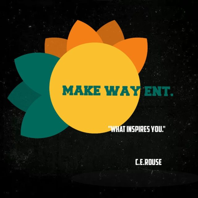 Make Way Entertainment is a record label that inspires artists to express the best of who they are.