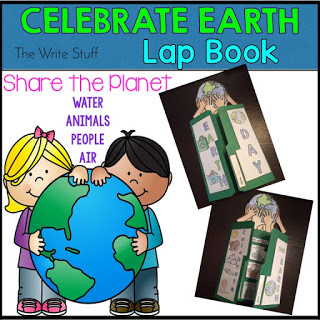 Celebrate Earth Lap Book