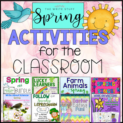 Spring Activities for the Classroom