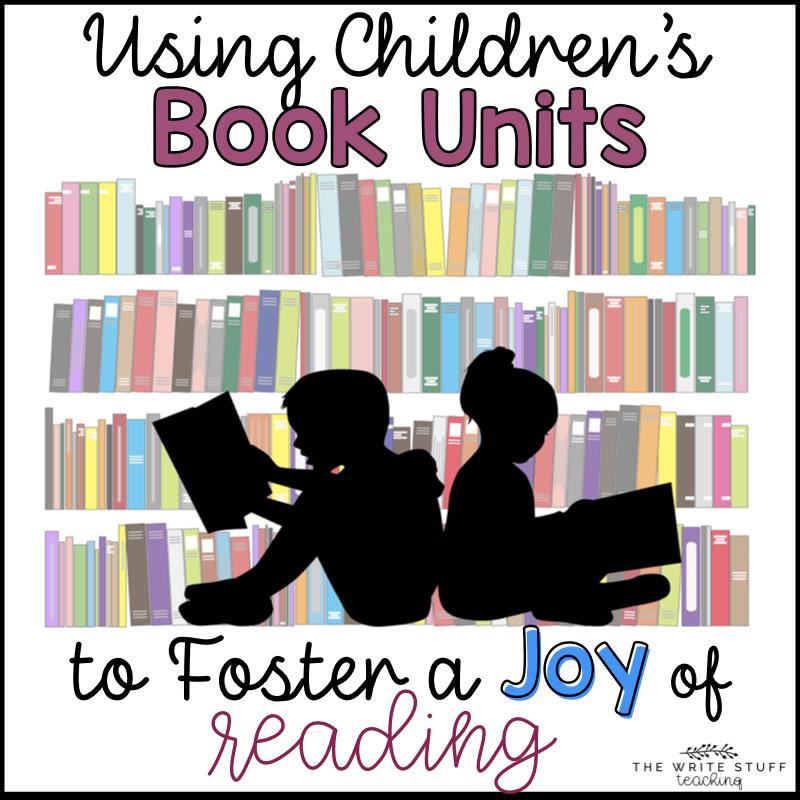 Children's Book Units
