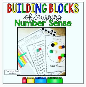 Number Sense Teachign Resource