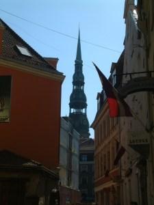 cathedral riga, latvia
