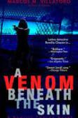 venom beneath the skin