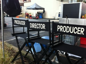 Do directors actually sit here?