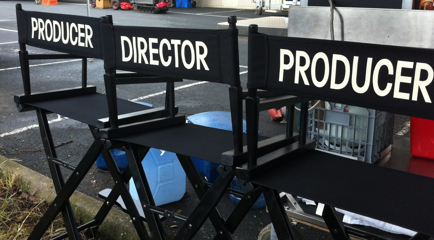 Do directors actually sit here