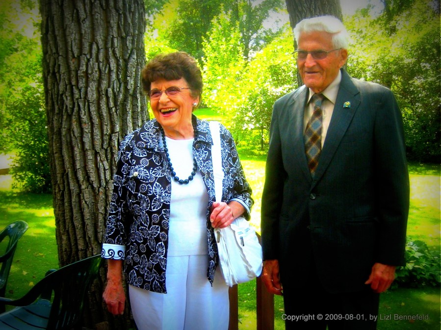 my parents, photo taken in 2008 or 2009