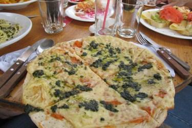Bolivian pizza!