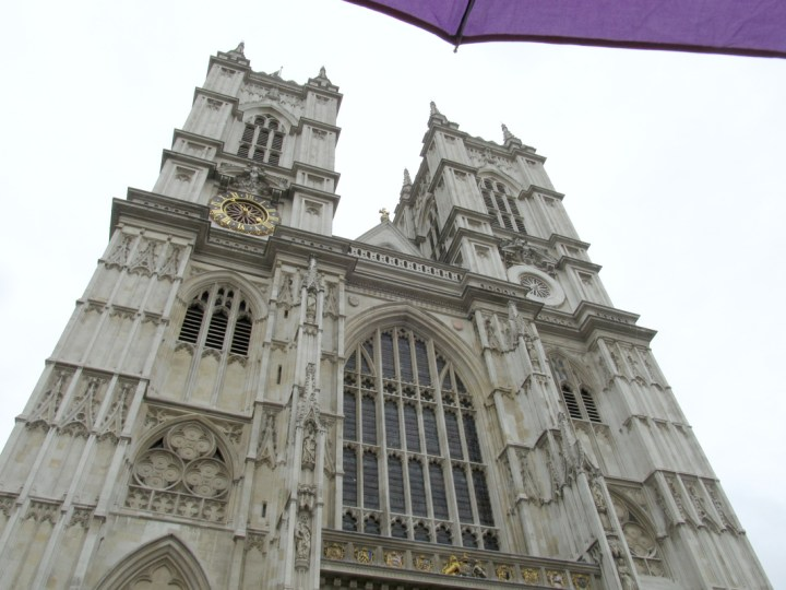 london destination westminster abbey