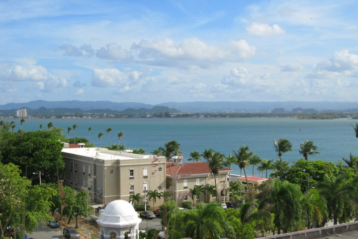 puerto rico destination beach