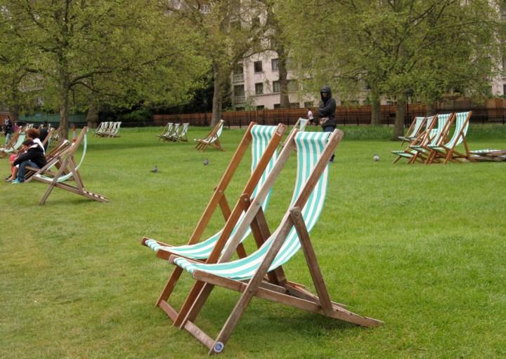budget travel london park
