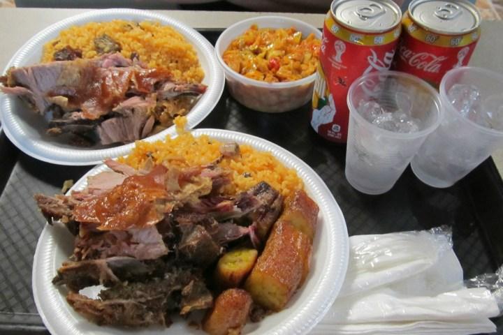 puerto rican lechon asado