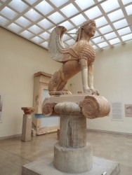 Sphinx of Delphi