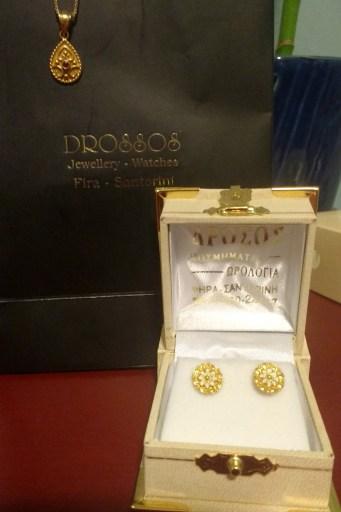 Drossos Jewelry, Santorini